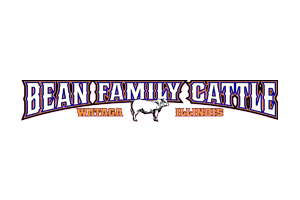 Bean Family Cattle Logo