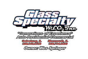 Glass Specialty WLC Inc Logo