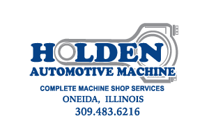 Holden Automotive Machine Logo