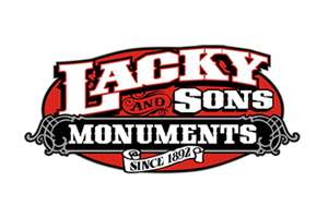 Lacky Sons Monuments Logo
