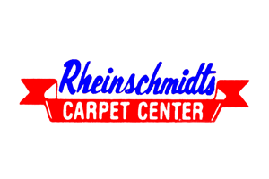 Rheinschmidts Carpet Center Logo