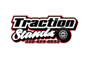 Traction Stands Logo