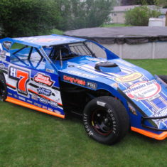 2016 H7 Racing Team Dirt Modified